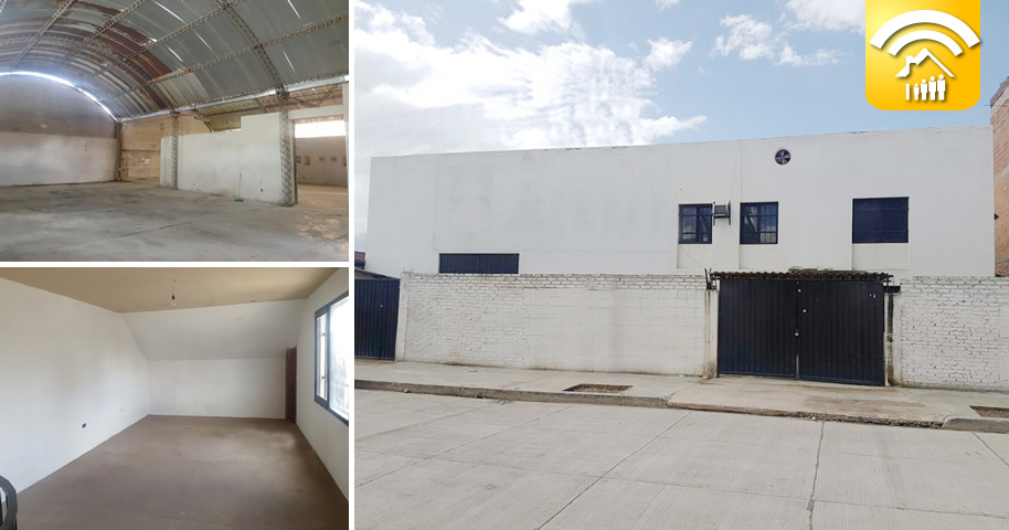 Cochabamba galpones en alquiler en la avenida dorbigny oeste for Alquileres oficinas